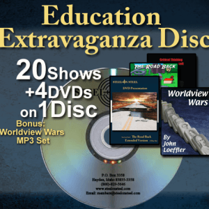 Education Extravaganza Disc – Over 32 Hours!