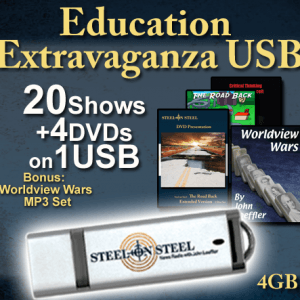 Education Extravaganza USB – Over 32 Hours!